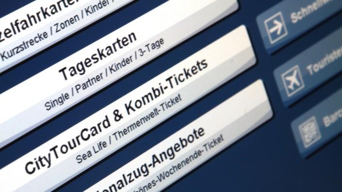 Mvv Zonen Karte.Mvv Die Preise Fur Tickets Sollen Nur Massig Steigen
