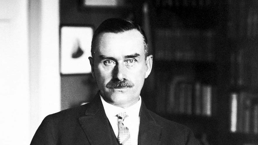 Thomas Mann Im Zweiten Weltkrieg Mit Psychologischer
