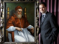 Frankfurter Staedel erwirbt Papstportraet von Raffael