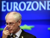 """EU-Gipfelchef Van Rompuy auf Gegenkurs zu ´Merkozy"""""""