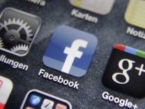 Facebook-Boersengang laut Medienbericht fuer Fruehjahr 2012 geplant