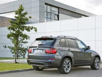 Flottenmanagement Dienstwagen BMW X5