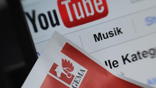 Gema gegen YouTube