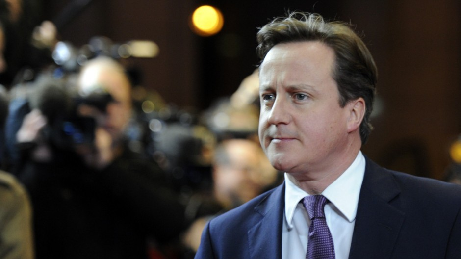 Schuldenkrise in Europa Großbritannien blockiert neue EU-Verträge