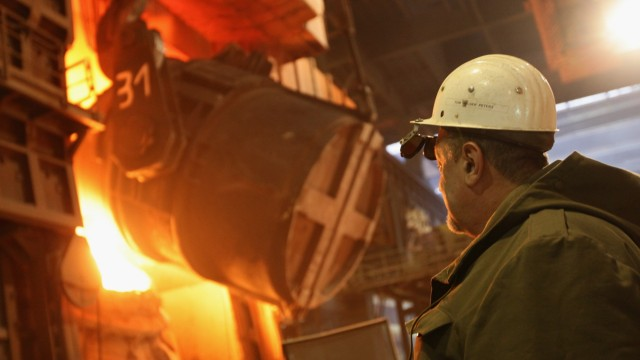 German Economy Showing Signs Of Recovery