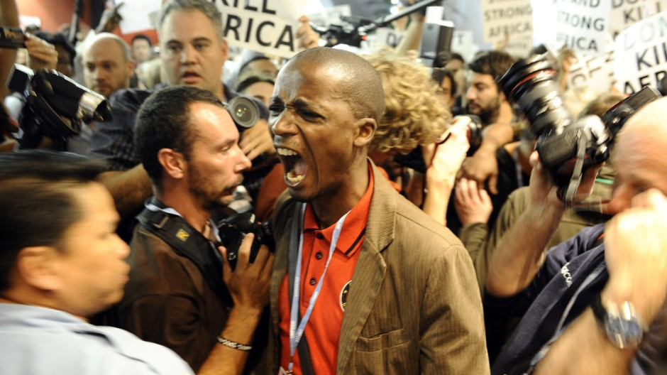 Klimakonferenz in Durban Umweltkonferenz in Durban