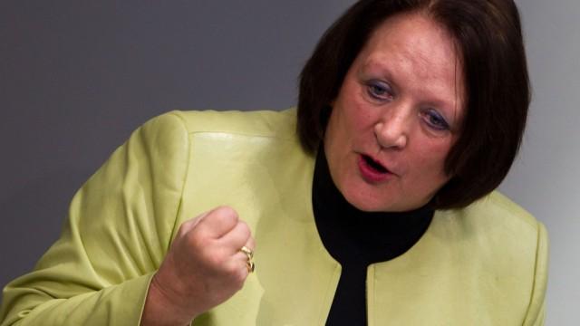 Justizministerin Sabine Leutheusser-Schnarrenberger (FDP)