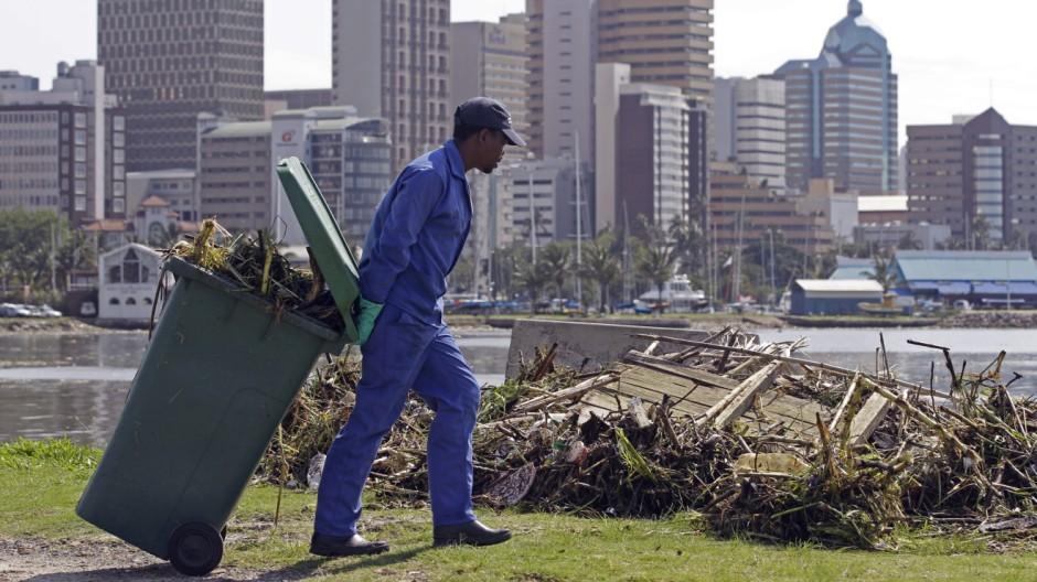 Klimakonferenz in Durban Verhandlungsmarathon bei UN-Klimakonferenz
