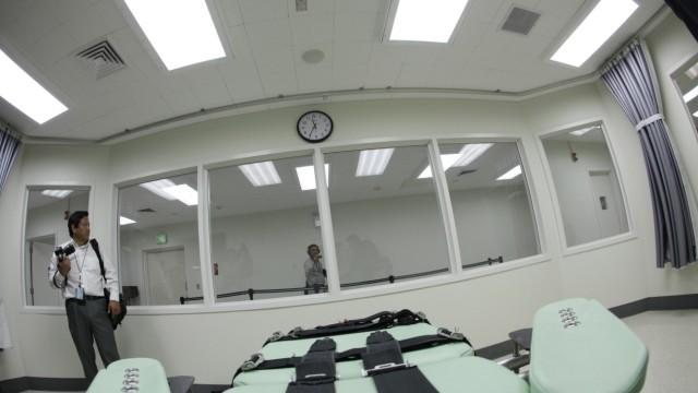 Todeszelle Todesstrafe San Quentin