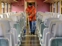 Bahn stellt sich mit neuer Abtauhalle auf harten Winter ein