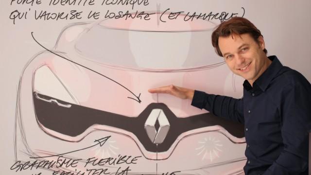 Renault Neuer Designchef bei Renault