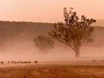 AUSTRALIA-DROUGHT-DUST STORM-2