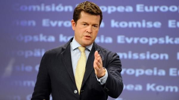 Zu Guttenberg soll als Berater fuer EU-Kommission arbeiten