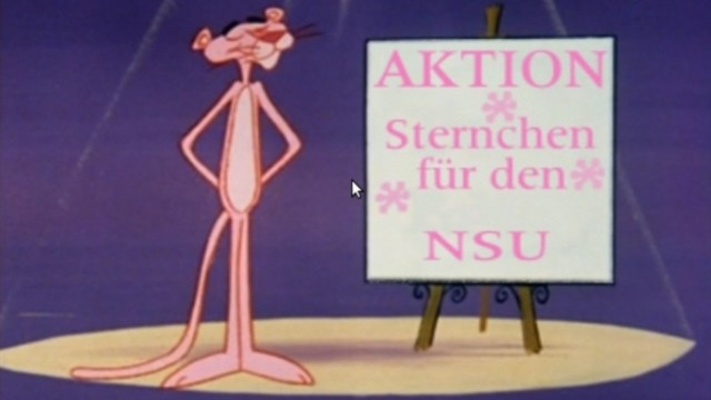 Video des Nationalsozialistischen Untergrundes NSU