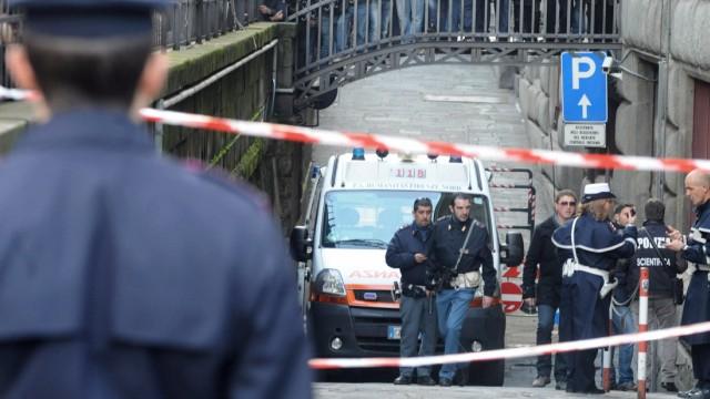 Suspected Florence gunman dies after shooting himself