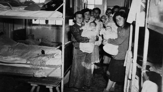 ARD-Dokumentation 'Geboren im KZ'