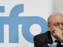 Pressekonferenz des ifo-Instituts zur Konjunkturprognose 2010/2011