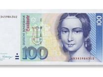 alte europäische Banknoten