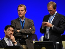 Lindner tritt als FDP-Generalsekretär zurück