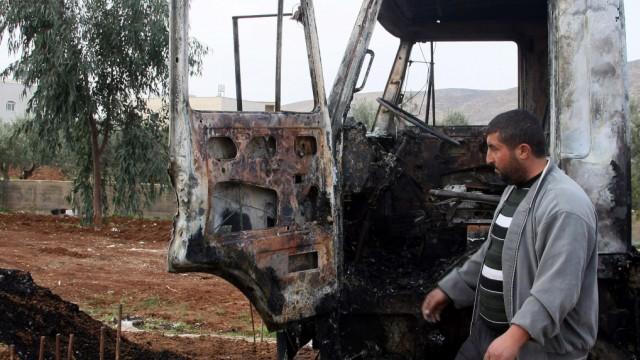 Nahost-Politik Radikale Siedler im Westjordanland