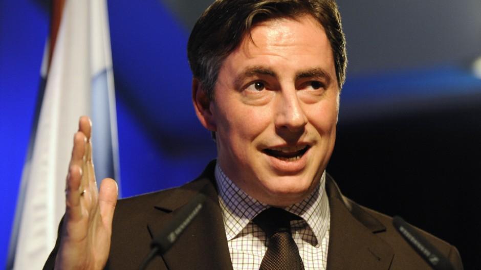 Seit 2010 im Amt: Niedersachsens Ministerpraesident David McAllister (CDU)