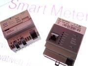 Smart Meter Intelligente Stromzähler Digitale Zukunft Cebit 2010, dpa