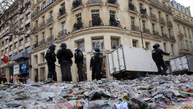 FRANCE-MEDIA-ECONOMY-DEMO-FRANCE-SOIR