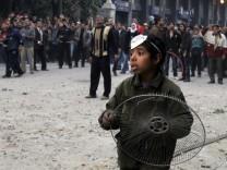 Proteste in Aegypten