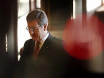 Bundespraesident wuerdigt Fechter zum 100. Verbandsjubilaeum