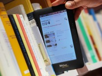 Buchmesse Frankfurt - E-Book-Reader