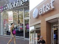 AT&T lässt Kauf von T-Mobile USA platzen