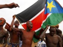 Jahreswechsel - Unabhängigkeit Südsudan