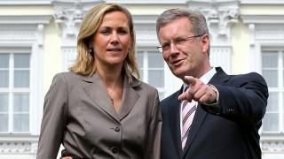 Bundespräsident Christian Wulff Bettina Kreditaffäre