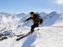 Winterurlaub in Oberstdorf im Allgäu