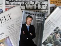Bundespräsident Christian Wulff 'Besser die Wahrheit'