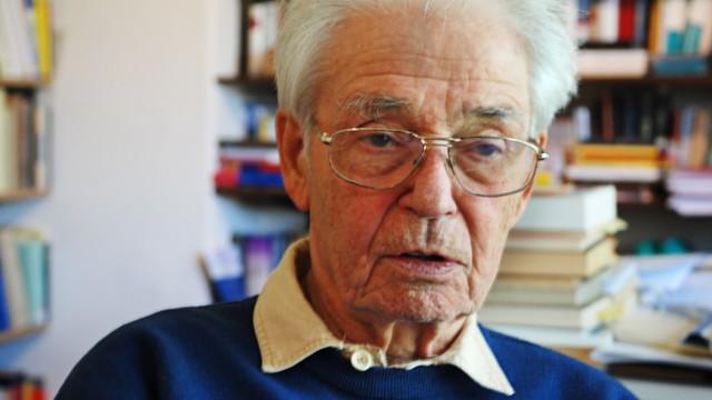 Psychoanalytiker Horst Eberhard Richter ist tot - Foto: Olivre Das Gupta