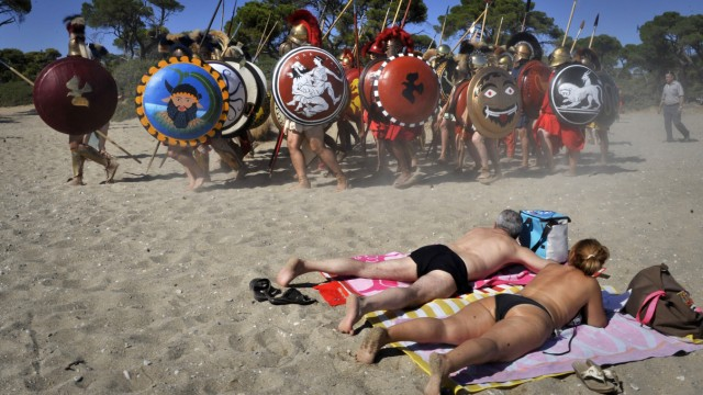 Skurrile Reisefotos Vorsätze Neues Jahr Silvester Ziel