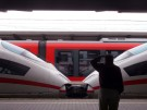 Augsburg, Bahnhof, Deutsche Bahn,