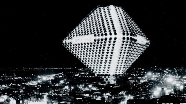 Kenji Ekuan, Dwelling City, 1964. Collage