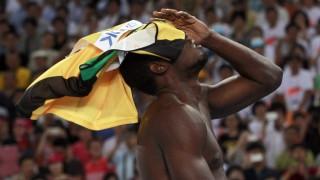 Jahreswechsel - Leichtathletik-WM