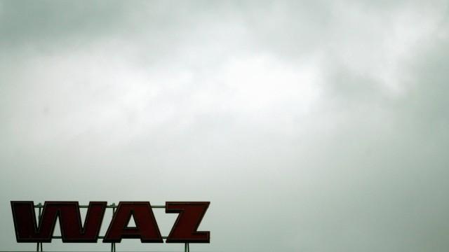 Journalistenverbaende zu geplanten Entlassungen bei WAZ-Gruppe