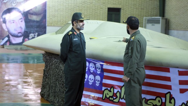 Atomprogramm Mysteriöser Angriff auf Militärbasis