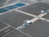 Kehrtwende bei US-Projekt - Aktie von Solar Millennium bricht ein