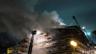 Fire at hotel Glemmtalerhof in Austria