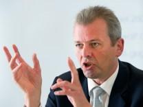 Bayerischer Städtetag - Pk mit Ulrich Maly