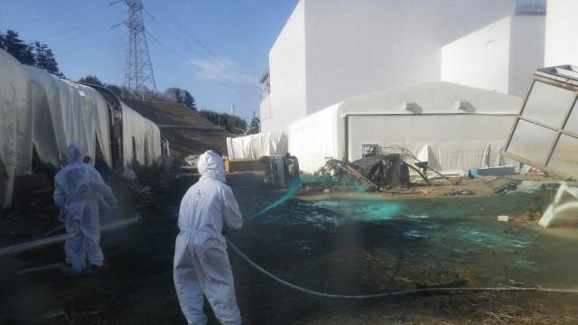 Atomkatastrophe in Japan Bericht zur Atomkatastrophe in Fukushima