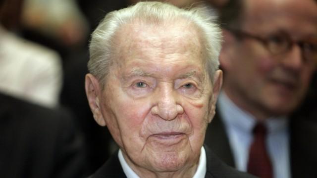Werner Otto ist tot