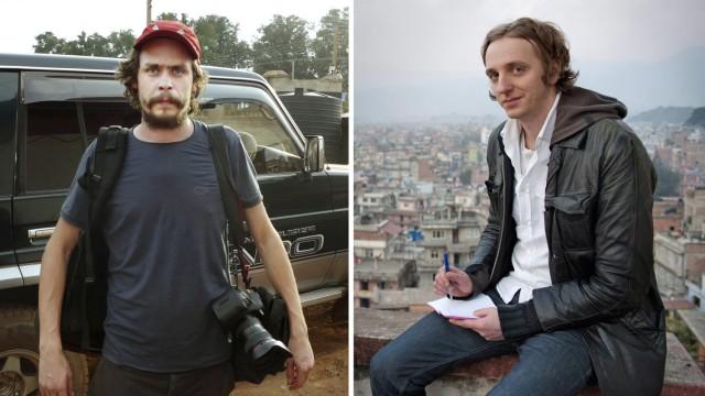inhaftierte Journalisten Gerichtsurteil in Äthiopien