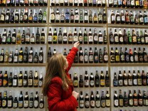 71. Internationale Grüne Woche - 5000 Biersorten im Regal
