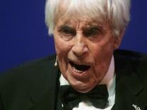 FILE: Johannes Heesters Dies At 108